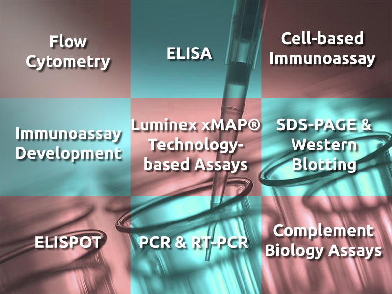 Immunological services graphic