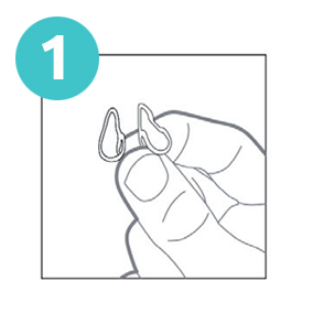 Figure 1 - RhinixPRO instructions